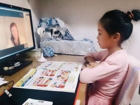 提高孩子英语水平报名在线少儿英语培训机构能行吗?