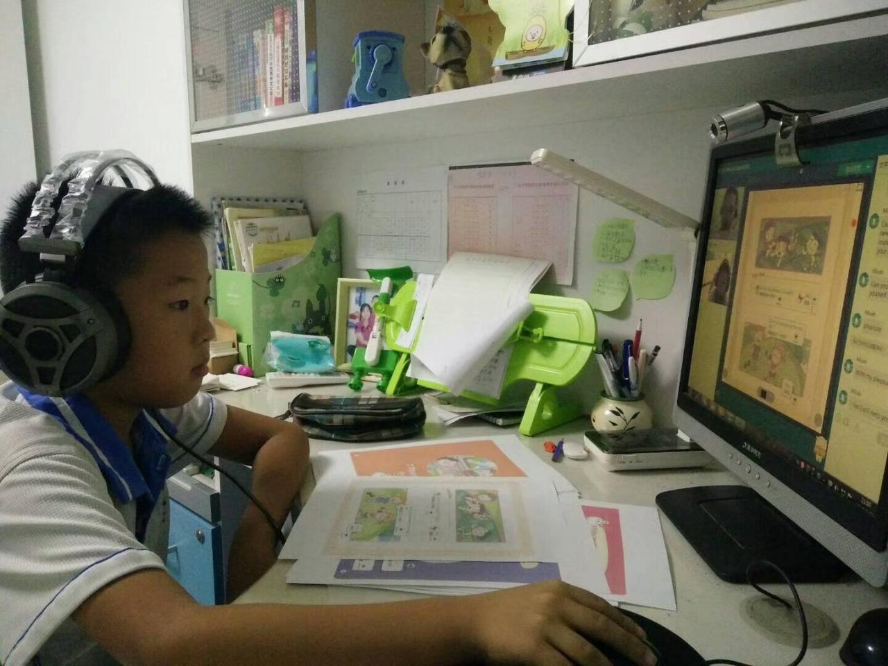 在线英语学习网站
