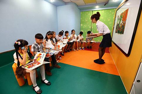 儿童线上英语一对一如何?教学优势详细讲解