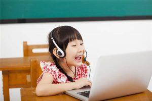 线上儿童学英语哪个好?选择过程中需要注意的点